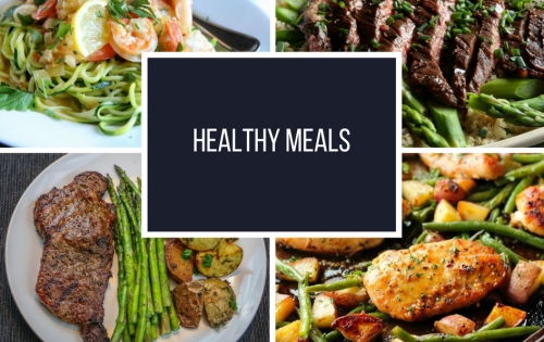Healthy 30-Day Dinner Meal Plan