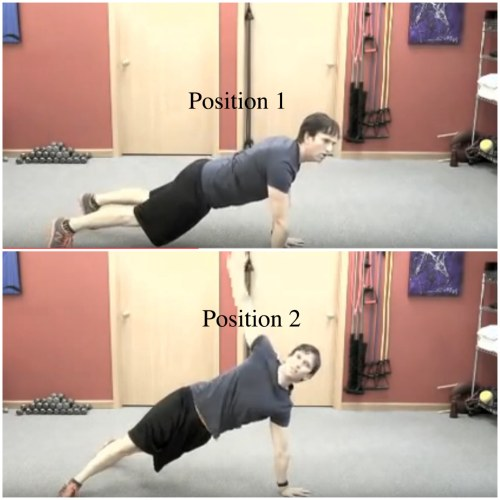 T Stabilization Exercise