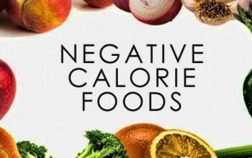 Negative Calorie Food