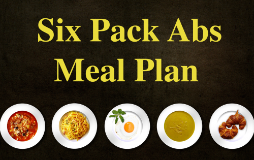 The Six-Pack Ab Strategy Meal Plan